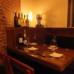 Laugh casual wine dining ラフ カジュアル ワイン ダイニングの雰囲気1
