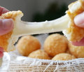 料理メニュー写真チーズボール