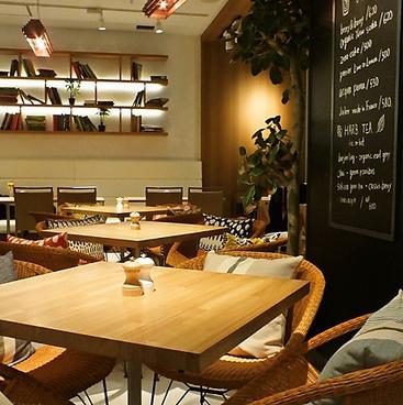 スプントカフェ SPUNTO CAFEの雰囲気1