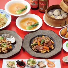 安心野菜の中華とオーガニックワイン 華菜家 HANAYA ハナヤのコース写真