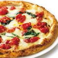 """【""""D.O.C""""~ドック~】「ピッツァ世界コンペティション」にて三年連続受賞、世界が認めたピッツァです。シンプルかつ贅沢な美味しさを堪能ください。"""