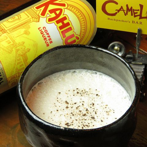 Back packer's Bar CAMEL 店舗イメージ2