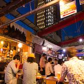 夜は新宿の綺麗な夜景を見下ろせる♪ブラジリアンスタイルのビアガーデンでブラジルの名物料理をお楽しみ頂けます!ブラジルの定番料理からなかなかお目にかかれない料理まで屋上ビアガーデンでご堪能♪幹事様の安心!可動式の屋根付きで万が一、雨天でも宴会をお楽しみ頂けます♪