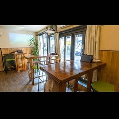 Cafe de RaMoの雰囲気1