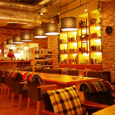 ビストロ&イタリアンバル グランマーズジョルジュの雰囲気2