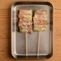 料理メニュー写真アスパラ豚巻き