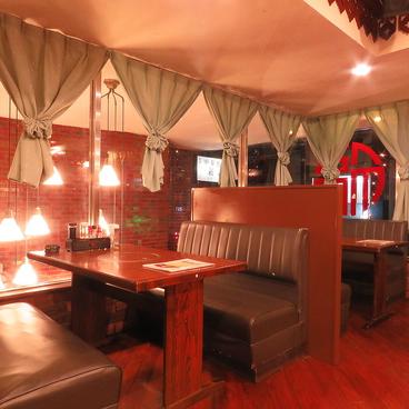 中華飯店 來吉の雰囲気1