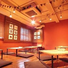 モナレコード mona records おんがく食堂の雰囲気1