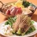 料理メニュー写真仙台せり鍋(季節限定)