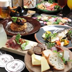 日本酒バル米酒のおすすめ料理1