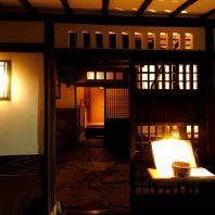 ■京都を想わせる佇まい