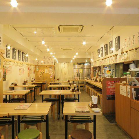 餃子酒場 たっちゃん 西早稲田店|店舗イメージ2