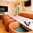 カラオケ付のVIP個室も完備♪ ※6名以上でご利用のお客様限定となります)