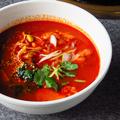 料理メニュー写真テグタンスープ 旨辛