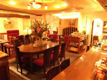 ミユキカン カフェ de GINZA MIYUKI KAN 4丁目店の雰囲気1