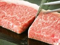 【個体識別番号表示】本日のステーキ
