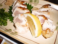 コクのある旨味と食感が魅力の【播州百日鶏】を使用♪