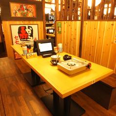 横須賀中央店では中規模宴会も♪飲み放題付きコースは3200円から。