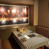 ステーキハウス Gottie's BEEF ゴッチーズビーフ 池袋西口店の雰囲気3