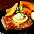 料理メニュー写真常陸牛サーロイン(150g)