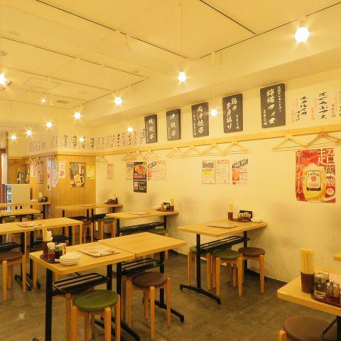 餃子酒場 たっちゃん 西早稲田店|店舗イメージ3