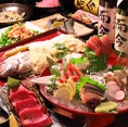 《2時間飲み放題付》料理10品【贅沢 極みコース】6000円※内容は季節によって変わります