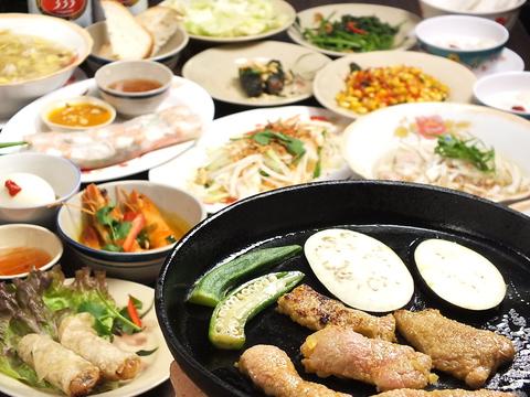 ベトナム料理 クアンコムイチイチ 谷9本店