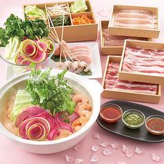 温野菜 天神西通り店のおすすめ料理1