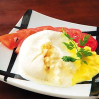 こだわりの北海道食材が豊富!女性にも大人気ブラータ♪