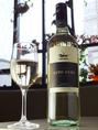 【ルポネロ白】酸味のある味。グラス\500