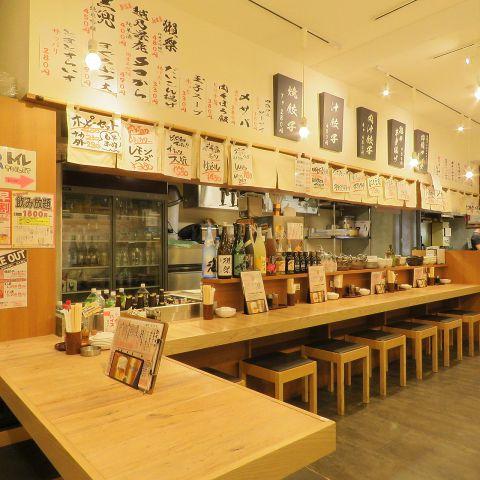 餃子酒場 たっちゃん 西早稲田店|店舗イメージ4