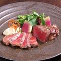 料理メニュー写真牛フィレ肉のステーキ