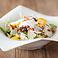 料理メニュー写真カリカリパンチェッタのシーザーサラダ