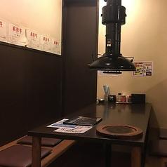 焼肉問屋 飛騨牛専門店 焼肉ジン 熊野店の雰囲気1