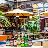 飲み放題有★海外ビールは60種以上!!ブラジリアンスタイルの料理にもぴったりと合う、南米を中心にした海外ビールは全60種類以上をご用意♪コロナやバドワイザーといった定番の海外ビールも、もちろんご用意!!飲み放題のみのコースもご用意しておりますので、お気軽にお問い合わせください♪