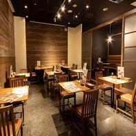 札幌大通で貸切宴会や結婚式の二次会にも人気のお店♪
