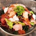 料理メニュー写真本日の海鮮サラダ