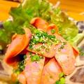 料理メニュー写真焼きポチギ