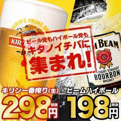 キタノイチバ 高坂西口駅前店のおすすめポイント1