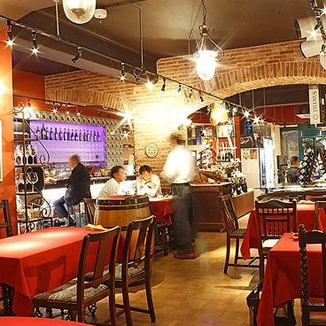 スペインクラブ グルメテリア イ ボデガ 銀座の雰囲気1