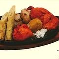 料理メニュー写真タンドリーグリルセット