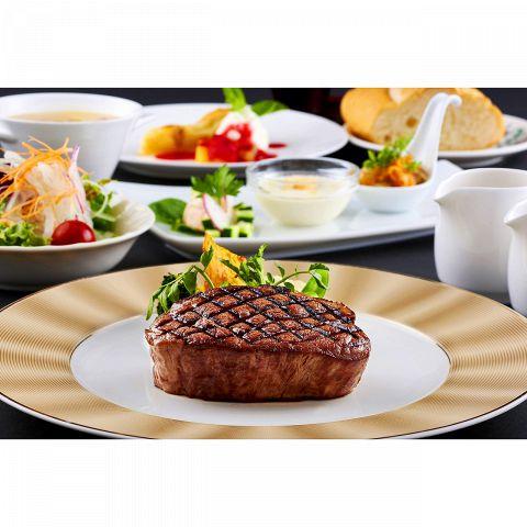 【ディナー】とかち牛肉ステーキフェアー