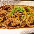 料理メニュー写真十和田 牛バラ焼き(ランチ)