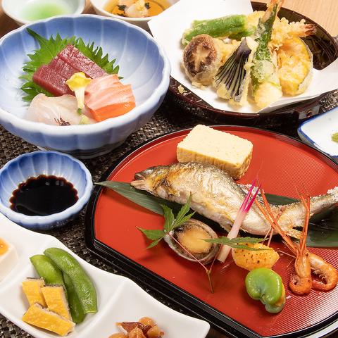 京料理・寿し・仕出し 旬菜魚庵 はせ川