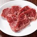 料理メニュー写真牛ハラミ