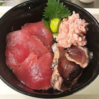 新鮮な鮮魚も味わえる!