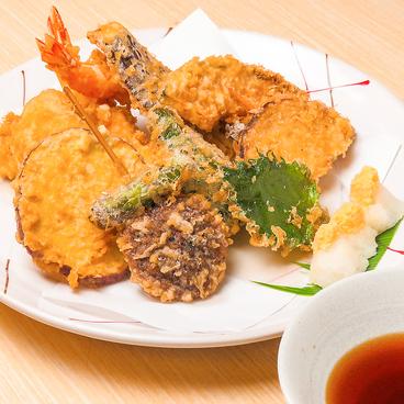 天ぷら ぬの川のおすすめ料理1