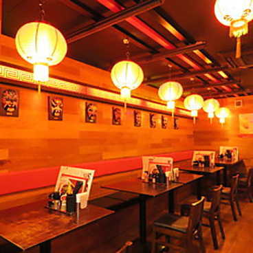芙蓉麻婆麺 十三の雰囲気1