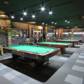 LA cafe BILLIARD&DARTS BARの詳細