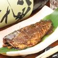 料理メニュー写真鯖の煮付け/鰯の煮付け